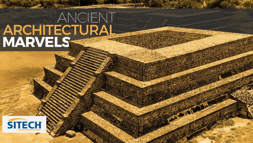 Trimble Construction Technology: Ancient Architectural