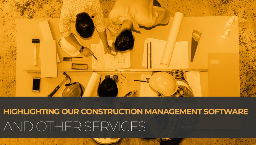 Construction Management Software Colorado: Highlighting Our
